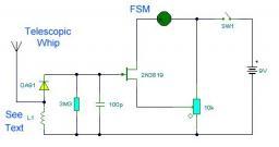 AM receiver circuit diagrams