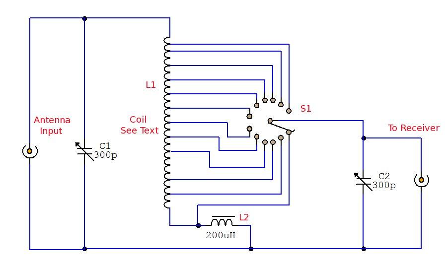 circuit diagrams archiveantenna tuning unit