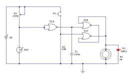 Light sensor circuit diagrams