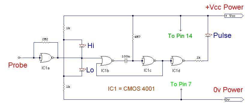 Terrific Logic Probe Wiring Digital Resources Bemuashebarightsorg