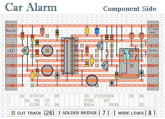 Autopage Car Alarm Wiring Diagram And This Is The Alarm I Bought