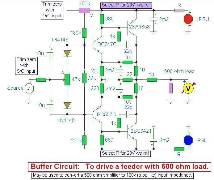 Buffer Amplifier