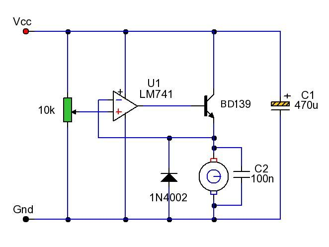 Watch likewise Connectiontester furthermore Understanding Op   3 additionally Penguat Tak Membalik Non Inverting  lifier furthermore Constant Motor Speed Control. on 741 non inverting op amp circuit